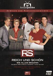 Reich und schön - Wie alles begann/Box 7 - Folgen 151-175  [5 DVDs] (2012)