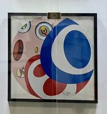 Takashi Murakami We are the Square Jocular Clan #10 Signed Print Complexcon Mint