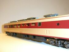 Katsumi HO JNR Japan Kishi80 Diesel Diner Car - Brass body (Motor does NOT work)