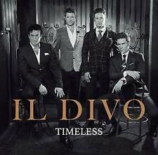 Il Divo - Timeless (CD ALBUM)