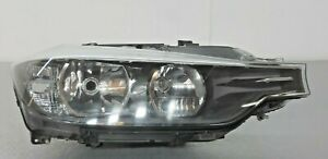 BMW F30 F31 2012 TO 2015 HALOGENDRIVER O/S RIGHT SIDE HEADLIGHT  P/N 63117259540