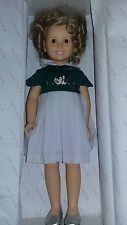 "Danbury mint Shirley Temple 16"" doll"