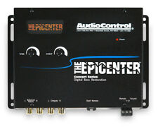 AudioControl The Epicenter Bass Restoration Processor - Black