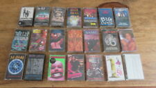 Cassette tapes - job lot of 20 - Iron Maiden - Rock albums - Europe - GnR