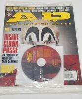 Insane Clown Posse - Alternate Press Magazine w/ Dirtball CD SEALED Twiztid A.P.