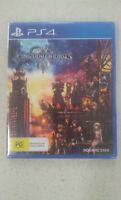 Kingdom Hearts 3 III PS4 Game (NEW & SEALED)