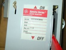 (L4) 1 NEW GENERAL ELECTRIC ADS32030HS FUSIBLE SWITCH UNIT