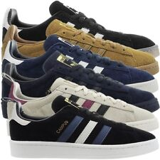 Adidas Campus men's low-top sneakers leather casual shoes trainers NEW