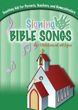 SIGNING BIBLE SONGS (DVD)