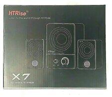 HT Rise X7 2.1 Multimedia Active Speakers