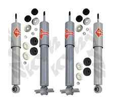 KYB 4 MONOTUBE UPGRADE SHOCKS CORVETTE 89 90 91 92 93 94 95 96 KG5570 KG5571