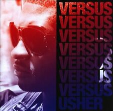 Versus [EP] by Usher (CD, Aug-2010, LaFace)