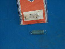 2 briggs&stratton engine carburetor governor spring part#260596