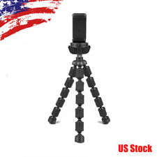Tripod Stand Holder Gorilla ABS Gimbal Pod+Phone Clip for GoPro Camcorder DSLRs