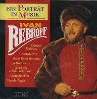 Ivan Rebroff Ein Porträt in Musik (16 tracks, 1993) [CD]