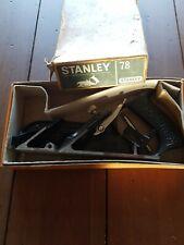 Stanley no 78 plane