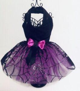 Halloween spider  Fancy dress dog costumes