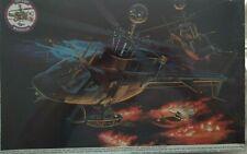 "Mrc Oh-58D Kiowa ""Black Death"" Helicopter Kit # Ba103"