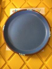 """1-DANSK MESA SKY BLUE DINNER PLATE (JAPAN) 10 3/8"""""""