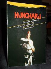 Nunchaku: Karate Weapon Of Self-Defense, Positions, Movements, Techniques