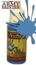 Il Army Painter wp1113 Acrilico Warpaint Blu Elettrico 18ml bottiglia di plastica