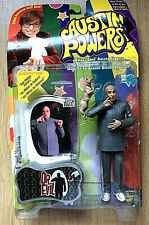 "DR EVIL 6"" Action Figure RARE Collectable NEW 1999 Macfarlane Toys AUSTIN POWERS"