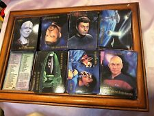 1993 SkyBox Master Series Star Trek Trading Card 100 cards