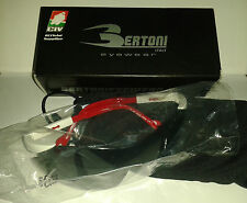 Occhiali sportivi per ciclismo Antifog-100% UV Protection-Bertoni Italy AF185F