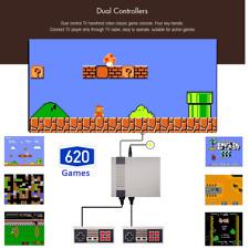 mini Vintage Retro TV AV Game Console Classic 620 Built-in Nintendo Games