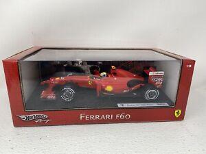 1/18 Mattel 2009 Ferrari F60 Filipe Massa P9966