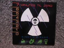 "KINETIC MIRAGE ""7 MINUTES TIL ZERO"" b/w ""IMAGINATION"" NM/NM POWER POP W/INSERT!"