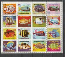 Guinea Ecuatorial - Vissen/Fish/Fische