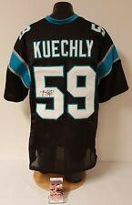 Luke Kuechly Signed Autographed Carolina Panthers Football Jersey JSA WPP331686