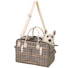 Tragetasche English Style, Transporttasche, Hundetasche ( Katzen )  68093