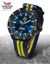 Vostok Europe Almaz Automatic nh35a-320c257 Wristwatches