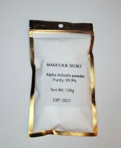 50g Alpha arbutin powder