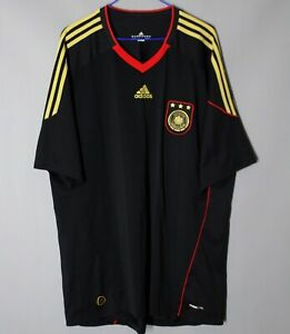GERMANY DEUTSCHLAND NATIONAL TEAM 2010/2011 AWAY FOOTBALL SHIRT JERSEY TRIKOT
