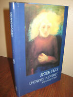 Unearned Pleasures Ursula Hegi Signed 1st Edition Stories First Printing Fiction