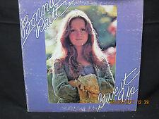Bonnie Raitt Give It Up - Warner Bros 1972