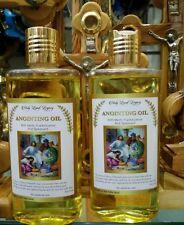 2 Anointing oil Jerusalem frankincense Myrrh spikenard 250ml 8.45oz Holy Land