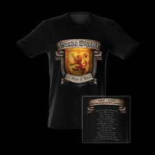 GRAVE DIGGER - 30 Years Of Metal T-SHIRT BRAND NEW SIZE M