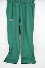 Adidas 9623A Dark Green Medium Athletic Sports Warm Up Pants Team Performance