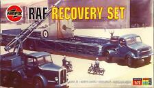 Airfix Models 1/72 BRITISH WORLD WAR II R.A.F. RECOVERY SET