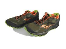 Mens Saucony Peregrine S20302-3 Running Shoes Size 9
