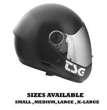 TSG - Pass pro and Pass Helmets + Bonus Visor Fogging-Blocker with Hard Shell