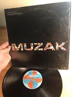 Muzak Stimulus Progression Vinyl Record Album