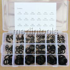 210Pcs 1.8mm 2.65mm 3.55mm Section ID from 2.5mm to 20mm Rubber O-Ring gaskets