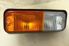 NOS CARELLO RH FIAT 131 MIRAFIORI 1300 1600 SPECIAL FAMILIARE FRONT SIGNAL LAMP