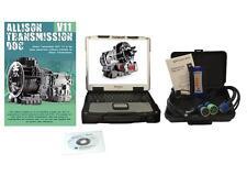 Allison Transmission Diagnostic Laptop Kit DOC Nexiq USB Link 2 Heavy Truck Tool
