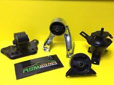 Mitsubishi Lancer Ralliart 2.4L Engine Motor Mount Set 4PCS AT
